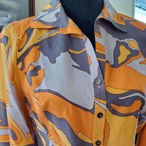 Jones New York Silk Blouse Size 4